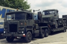 Scammell Crusader 6x4 Tractor (64 GJ 42)