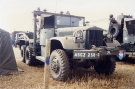 Diamond T 969 4Ton 6x6 Wrecker