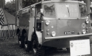 Alvis Salamander Fire Crash Foam (23 AG 77)