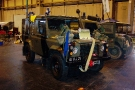 Land Rover 110 Defender (61 KJ 21)