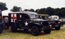 Dodge WC-54 Ambulance (*AR 124)(Belg)