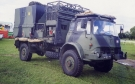Bedford MJ 4 Ton Ptarmigan Radio (04 KC 77)