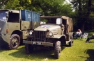 Dodge WC-21 Half Ton Weapons Carrier (OFF 706)