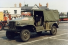 Dodge WC-21 Half Ton Weapons Carrier (HSV 855)