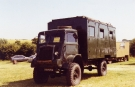 Bedford QLD 3Ton Van Body (FEB 576 D)