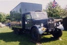 Fordson WOT1 3Ton RAF Office Body (XSK 415)