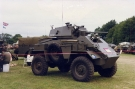 Humber MkIV Armoured Car