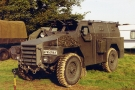 Humber Pig 1 Ton Armoured Car (WPM 496 Y)