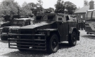 Humber Pig 1 Ton Armoured Car (30 BK 15)