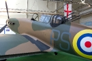Boulton Paul Defiant I Replica (L7005) Left Close Up