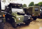 Land Rover 110 Defender (93 KE 56)