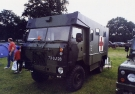 Land Rover 101 Ambulance (73 GJ 28)