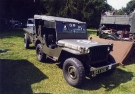 Willys MB/Ford GPW Jeep (RSY 536)