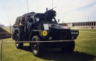 Humber Pig 1 Ton Armoured Car (09 BK 46)