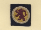 British 15 Infantry Division (Embroid)