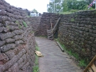 Staffordshire Regt Museum - WW1 Trenches