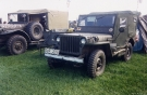 Willys MB/Ford GPW Jeep (DUF 236)(Sweden)