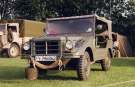 DKW Munga 4x4 Field Car (Y-746862)