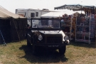 DKW Munga 4x4 Field Car (Q 278 YAF)