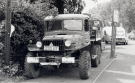 Dodge WC-62 Weapons Carrier 6x6