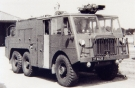 Thornycroft TFA B81 Nubian Mk VII Fire Crash Foam (27 AG 25)