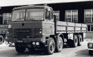 Foden 16Ton 8x4 Low Mobility Truck (11 GB 84)