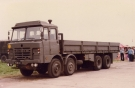 Foden 16Ton 8x4 Low Mobility Truck (11 GB 62)