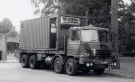 Foden 16Ton 8x4 Low Mobility Truck (12 GB 20)