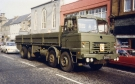 Foden 16Ton 8x4 Low Mobility Truck (12 GB 05)