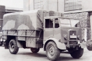 Thornycroft W2-YC4 3Ton 4x2 GS Canvassed Up