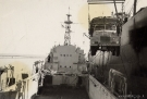 Bedford RL 3Ton 4x4 Cargo (35 BR 74) - Suez 1956, loading onto an LST