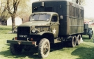 GMC 353 CCKW 6x6 Maintenance (CSV 147)