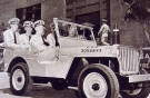 Willys MB Jeep - US Navy