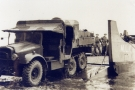 Morris CDSW Bofors Gun Tractor and LCM1 Landing Craft
