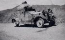 Vickers Crossley Model 25 Armoured Car