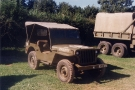 Willys MB/Ford GPW Jeep (BSJ 384)