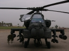 Apache UH-64A Attack Helicopter (US Army) 10