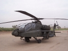 Apache UH-64A Attack Helicopter (US Army) 1