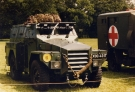 Humber Pig 1 Ton Armoured Car (XOC 431 T)