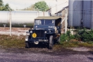 Willys MB/Ford GPW Jeep (SOU 662)