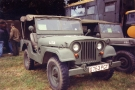Willys M38A1 MD Jeep (Q 763 PGT)