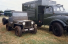 Willys M38 MC Jeep (BUD 1 V)