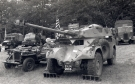 Panhard AML 90mm Armoured Car