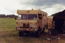Land Rover 101 Ambulance (OUF 369 W)