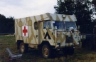 Land Rover 101 Ambulance (CRH 311 X)