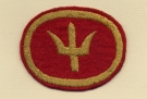 British 44 Infantry Division (2nd Pattern)(Embroid)
