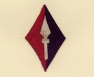 British 1 Corps Royal Artillery (Printed)