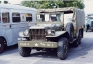 Dodge WC-62 Weapons Carrier 6x6 (NFF 646)