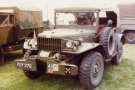 Dodge WC-57 Command Car (FUY 270)