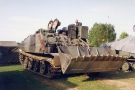 Combat Engineer Tractor (CET)